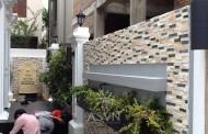 Thi công cảnh quan sân vườn tại khu đô thị Việt Hưng