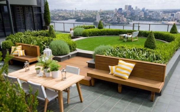 10 Mẫu thiết kế sân vườn tuyệt đẹp