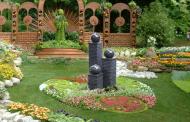 Sân vườn hợp phong thủy mang may mắn vào nhà