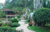 Thi công cải tạo cảnh quan nhà hàng Hương Quê